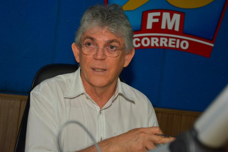 Relator pede pauta para julgar ação que pode cassar Ricardo Coutinho