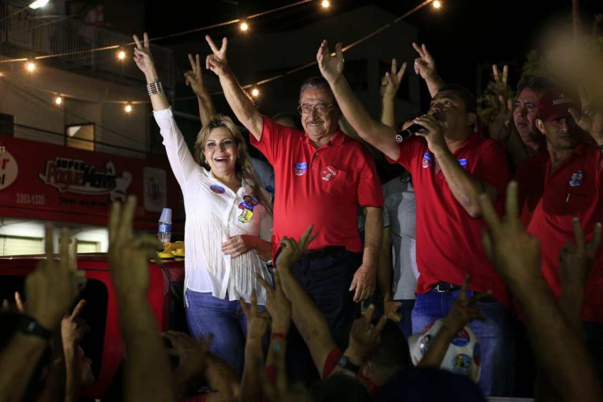 Zé Maranhão ganha adesão de vice-prefeito de Itabaiana e faz comício em Fagundes