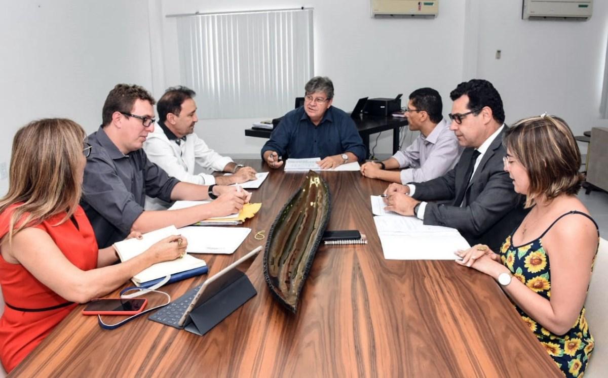 Oficial: Veja nomes de secretários do governo João Azevedo