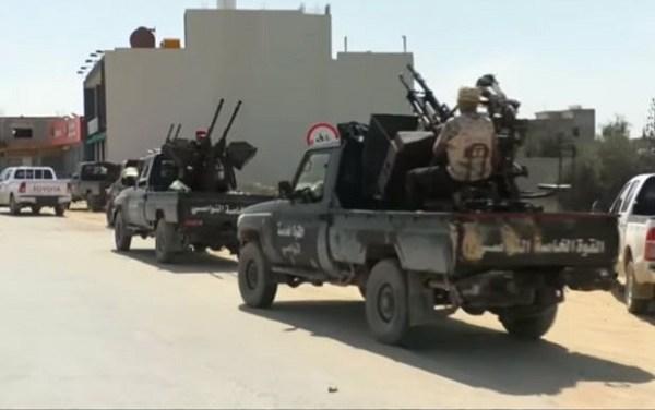 La guerra a due passi da casa nostra, in Libia
