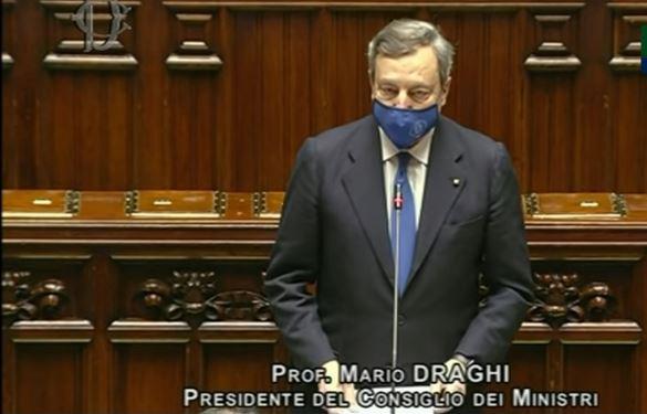 Draghi: la cultura politica, la visione – di Domenico Galbiati