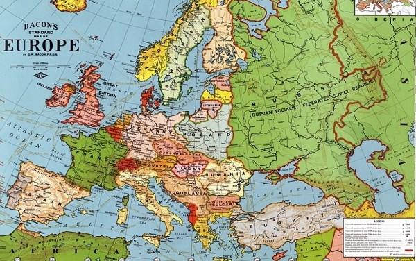 Unioneeuropea: comedovrebbe essereecom'è – di  Daniele Ciravegna