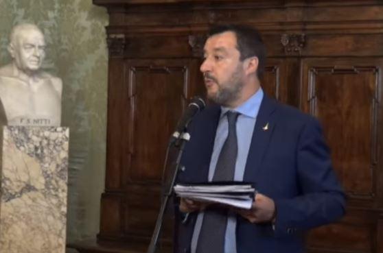 """Salvini e """"l'alternativa del diavolo"""", con la speranza che il Paese regga – di Guido Puccio"""