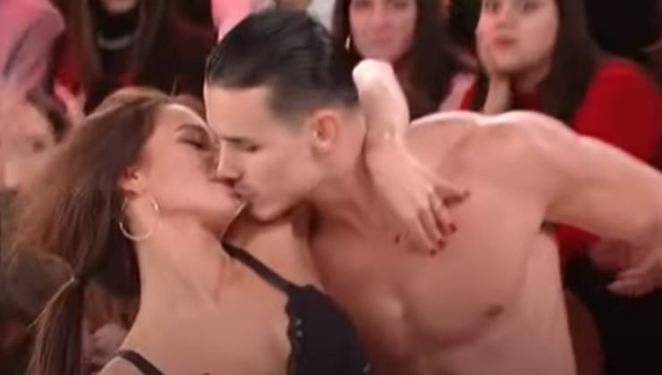 Francesca Tocca storia d'amore con Valenti