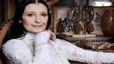 Carla Fracci, perché vestiva sempre di bianco: il motivo è commovente