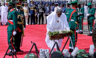 Nigerian Armed Forces Remembrance Day 2018 in Photos