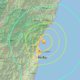 Magnitude 6.1 earthquake jolts Taiwan coast