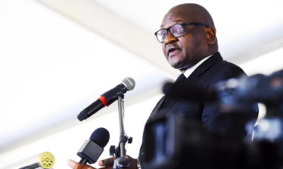David Makhura: We need to agree on setting up a water war room