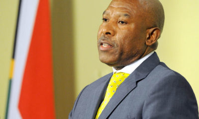 SARB lowers repo rate