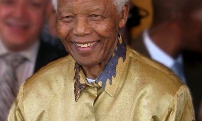 Celebrating Madiba on the thirtieth anniversary of his prison release