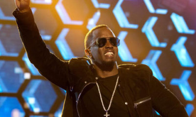"American rapper Sean ""Diddy"" Combs to visit Africa"