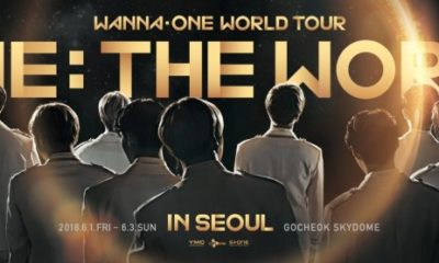 Wanna One unveils dates for 'Wanna One World Tour - ONE: THE WORLD'