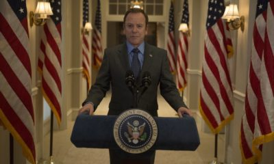 Why was Designated Survivor cancelled?