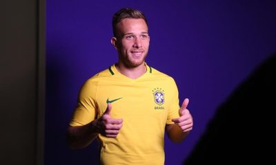 FC Barcelona news: Barça sign Brazilian Arthur Melo on €31 million deal