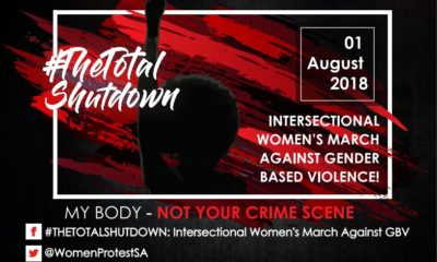 """Enough is enough""- women ahead of #TotalShutdown"