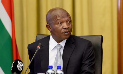 Government report: Mabuza returns to Sudan for ongoing mediation talks