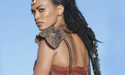 Pearl Thusi announces release date for Scorpion King: Book of Souls