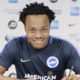 English club Brighton Albion announce Percy Tau's Belgian loan move