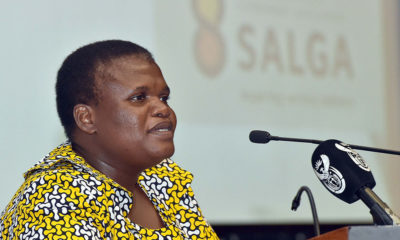 "Faith Muthambi ""seeking legal advice"" over GCIS boss' testimony"