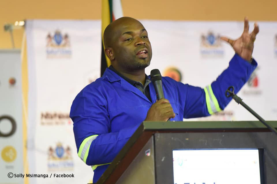 DA's Solly Msimanga refused access to police files in Yeoville