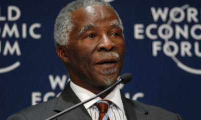 Mbeki slams ANC land policy