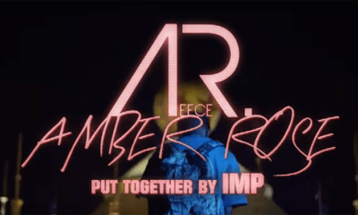 A-Reece releases music video for the single 'Amber Rose'