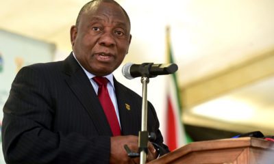 Cyril Ramaphosa slams 'beneficiaries of racial privilege' at Desmond Tutu lecture