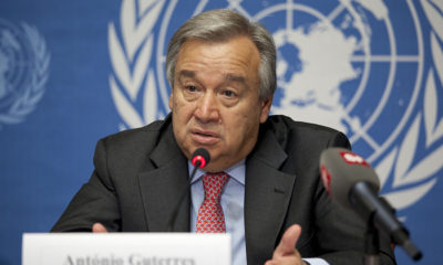 UN secretary-general to visit Mozambique post cyclonic devastation
