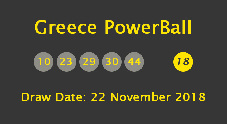 Greece lotto results