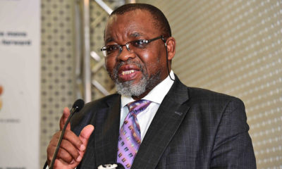 Mineral Resources Minister, Gwede Mantashe praises domestic investment in mining sector
