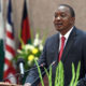 President Kenya tta holds bilateral talk with his Caribbean counterparts
