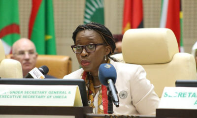 ECA's Songwe in talks with EU about free trade in Africa