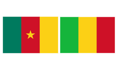Cameroon female soccer team beats Mali 2-1