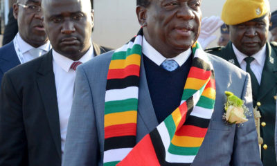 Coronavirus: Zim President postpones independence celebrations, other events