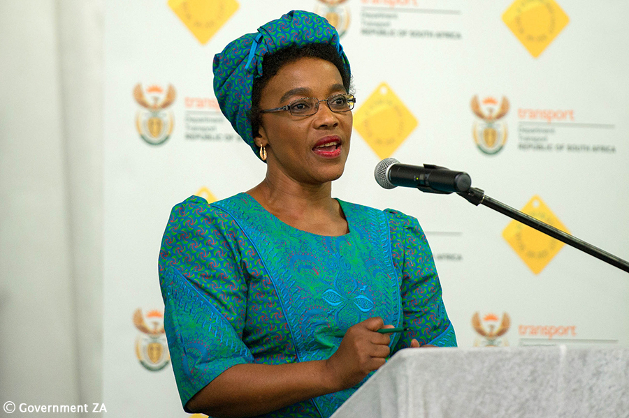 Deputy Transport Minister says her department is working hard to reduce road fatalities
