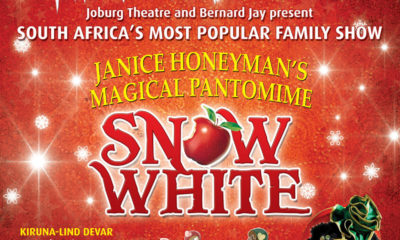 Desmond Dube says the pantomime is about family