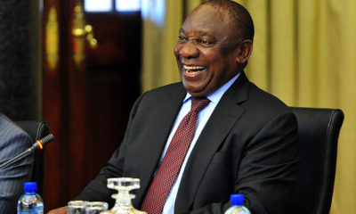 Cyril Ramaphosa tests negative for COVID-19