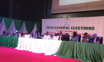 Nigerian rerun polls conducted in 5 states to determine winners