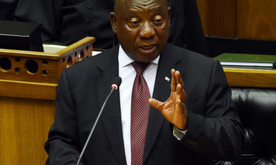 President Ramaphosa tells men to 'zip up and stop raping women'