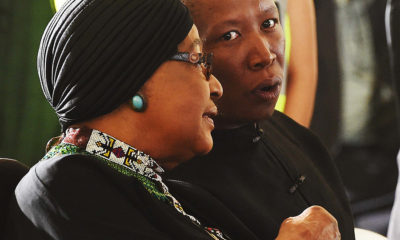 Heated parliamentary debate over motion to name Cape Town airport after Winnie Mandela