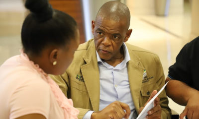 The ANC defends Magashule after the publication of Gangster State Ace Magashule