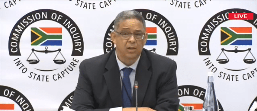 McBride spills beans on law enforcement capture