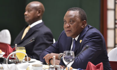 President Kenyatta believes hope for Africa lies in investing in youth