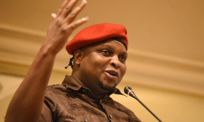 """Racism is barbaric and must disappear"" - Floyd Shivambu"