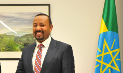 Prime Minister Ahmed reports 9.2 percent economic growth in Ethiopia