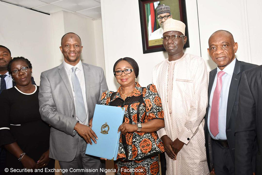 Nigeria finance intelligence and security join forces to tackle ponzi schemes