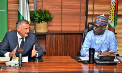 NNPC commits to repaying Italian oil giant, ENI/Agip