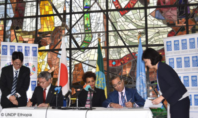 Japan donates three million dollars towards Ethiopia May 2020 elections