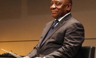 'We are hopeful about South Africa now' – business person tells country's president