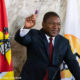 "Mozambique: Filipe Nyusi pledges to prioritise peace during his final termesults as a ""charade"""